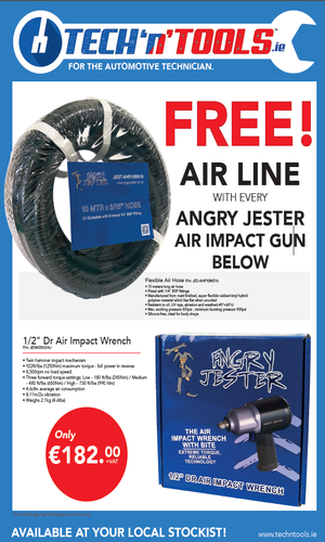 Free Air Line Offer