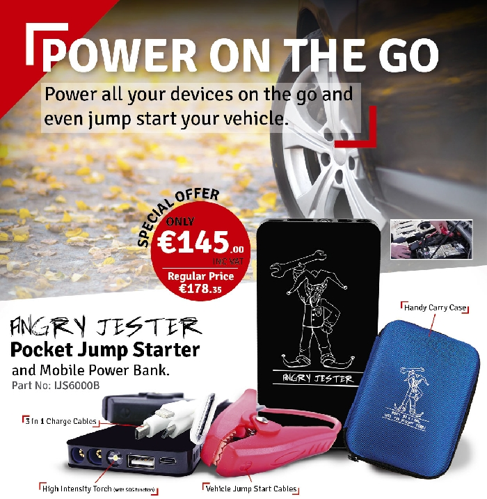 Power on the Go
