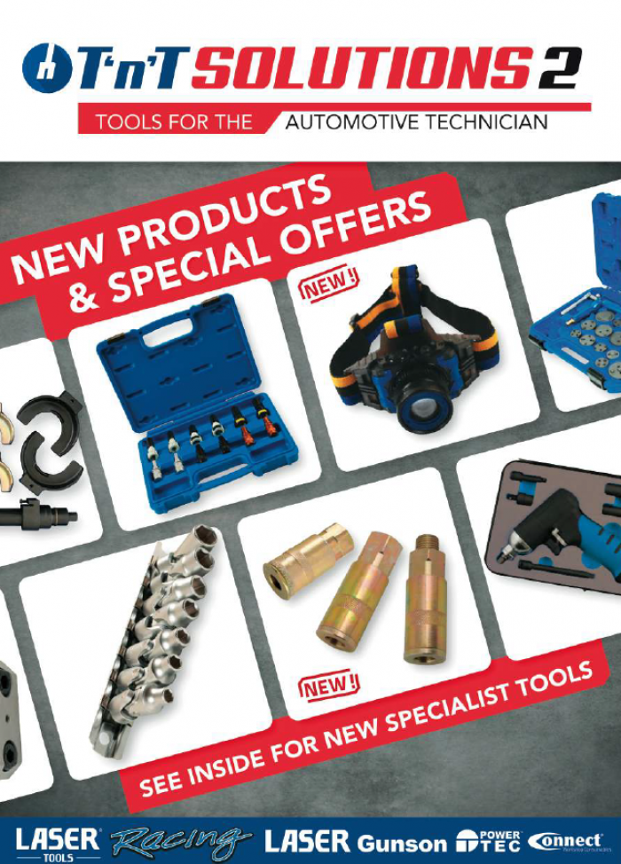Check out the new TnT Solutions Catalog