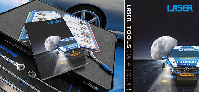 Have you seen the new Laser Catalogue