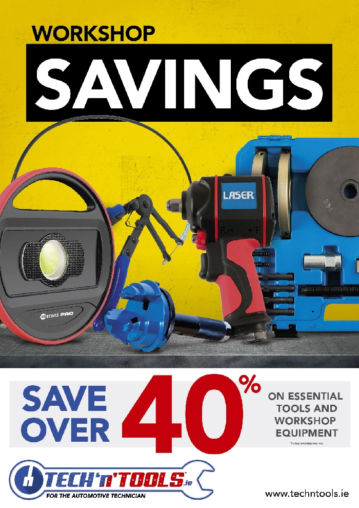 Workshop Savings - Save Over 40%