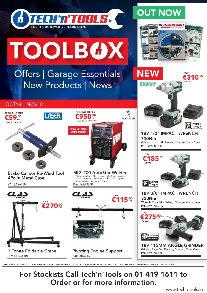 Toolbox - All the Latest News & Offers