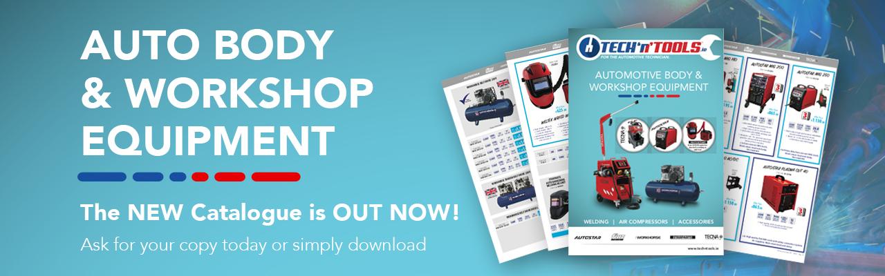 Auto Body & Workshop Equipment Catalogue 2019