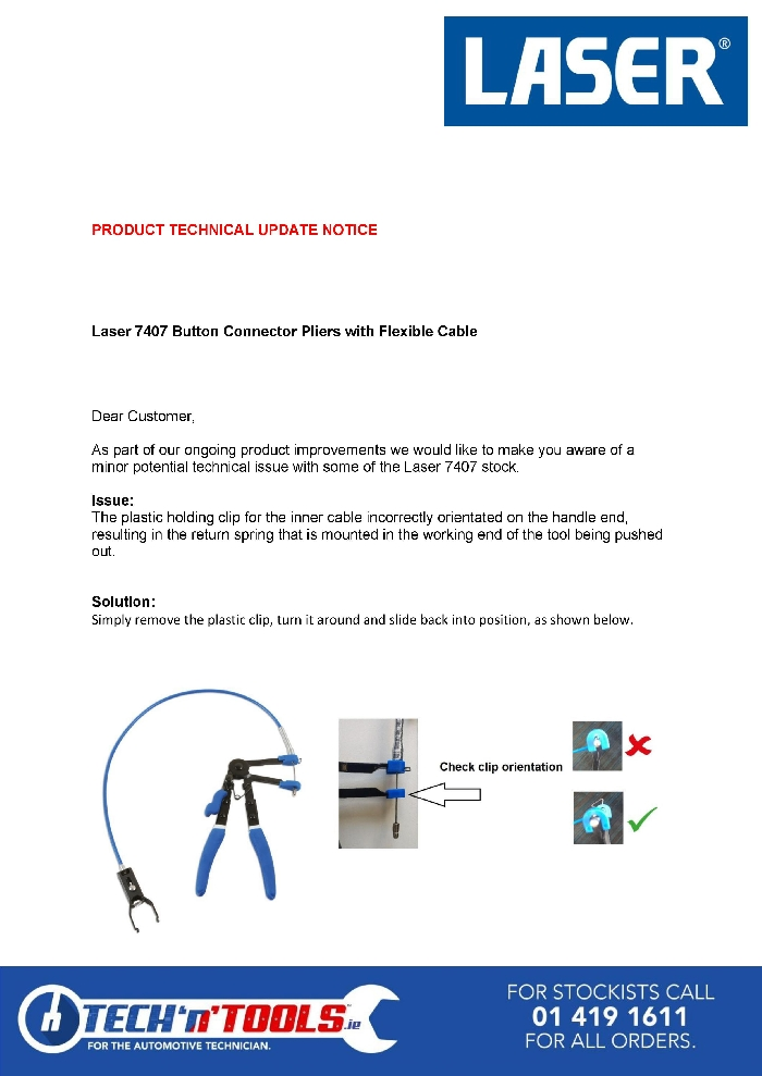 Media Library - LASER Product Technical 7407
