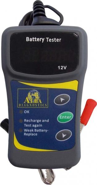 Battery Tester (12v)