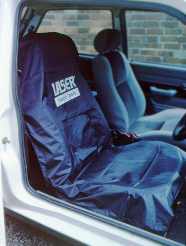 Seat Cover with Carry Pouch
