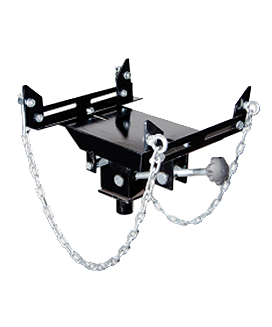 Adjustable Cradle for T500 Transmission Jack