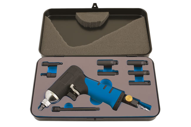 9pc Impact Glow Plug Removal Kit