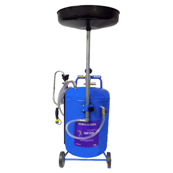 Pneumatic Waste Oil Collection Pump