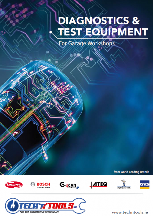 Diagnostics & Test Equipment Catalogue