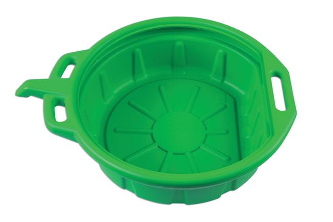 Fluid Drain Pan - Green