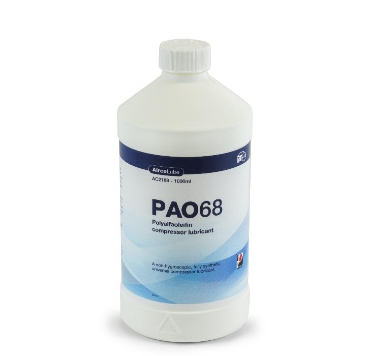 PAO 68 Oil 1Ltr (Compressor Oil)