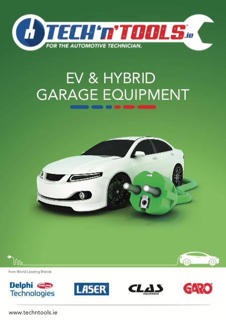 New EV & Hybrid Equipment Catalogue
