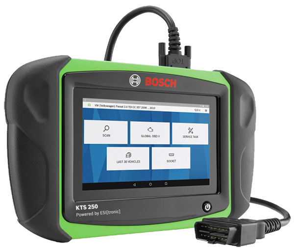Bosch KTS250 Diagnostics