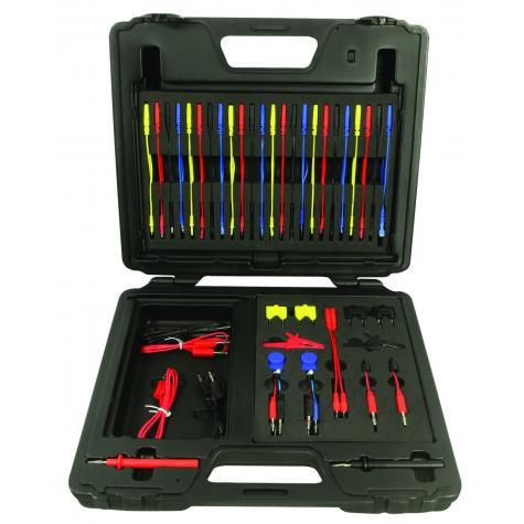 CONNECTOR KIT FOR ELECTRICAL MEASURING TOOLS