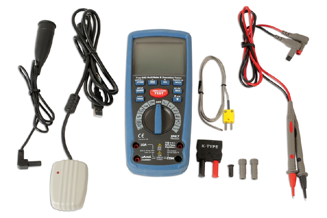 Insulation Resistance Multimeter CAT111