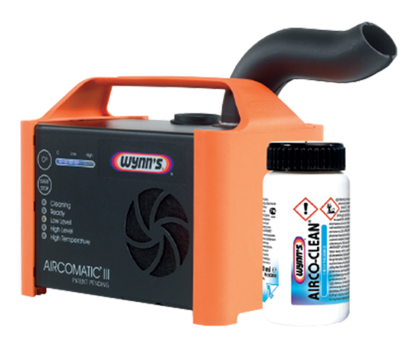 Aircomatic III Sanitiser
