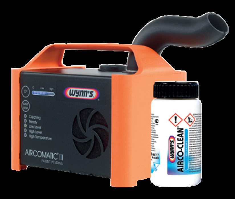 Aircomatic III Sanitiser