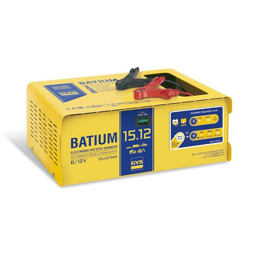 BATIUM 15-12 Battery Charger