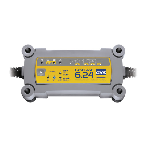 GYSFLASH 6.24 - BATTERY CHARGER