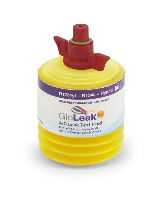 Glo Leak R1234YF / Hybrid / R134A UV Dye 125ml CTR