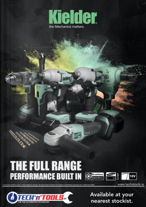 Kielder Power Tools Catalogue 2021